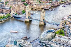 puente de la torre, londres foto