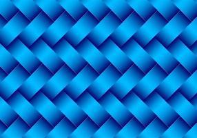 Blue geometric pattern  vector