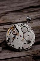 inside a watch