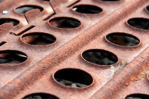 placas oxidadas foto