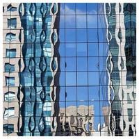 reflexo de arquitetura foto