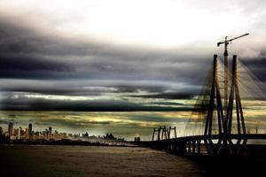 Dramatically linked Sea photo
