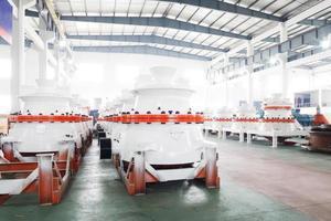 modern mechanism factory interior photo