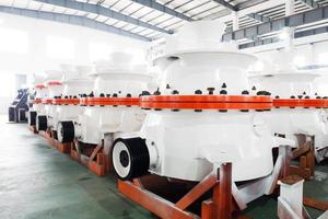 modern mechanisme fabrieksinterieur