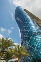 The Capital Gate Tower