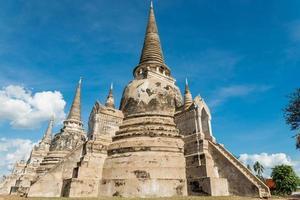 Phra sri sanphet temple photo