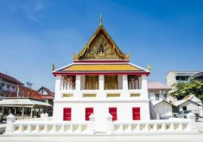 arquitectura de estilo tailandés foto