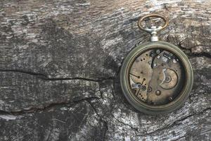 old pocket watch engine
