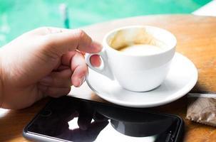 coffee time photo
