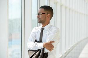 homme d'affaires africain