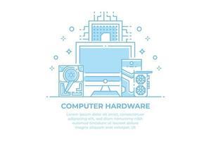 Computer Hardware Linear Design