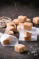 dulce de azúcar foto