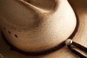 sombrero de vaquero foto