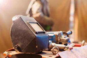 Welding equipment photo