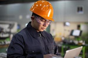 Engineer industry photo