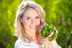 Vegan diet photo