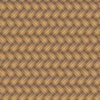 Wicker shades seamless pattern