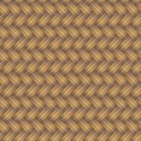 Wicker shades seamless pattern vector