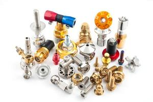 Spare part of motorcycle for decorating and maintenance
