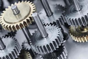 Gear wheels mechanism