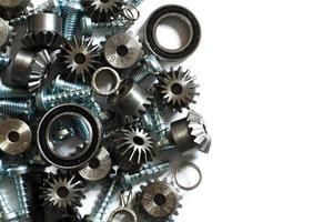 componentes mecánicos foto