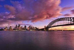Sydney CBD Milsons Left Pier