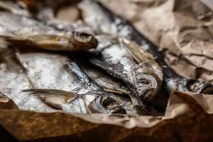 Cured fish photo