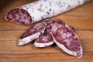 Spanish sausage photo