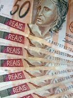 brasileño 50 reales