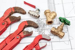 Plan plumber photo