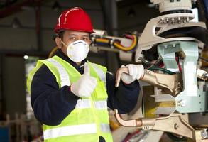 Industrial engineer photo