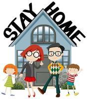 Coronavirus ''Stay Home''