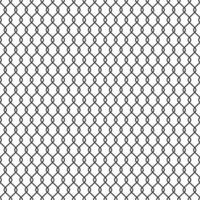 Seamless chain link background vector