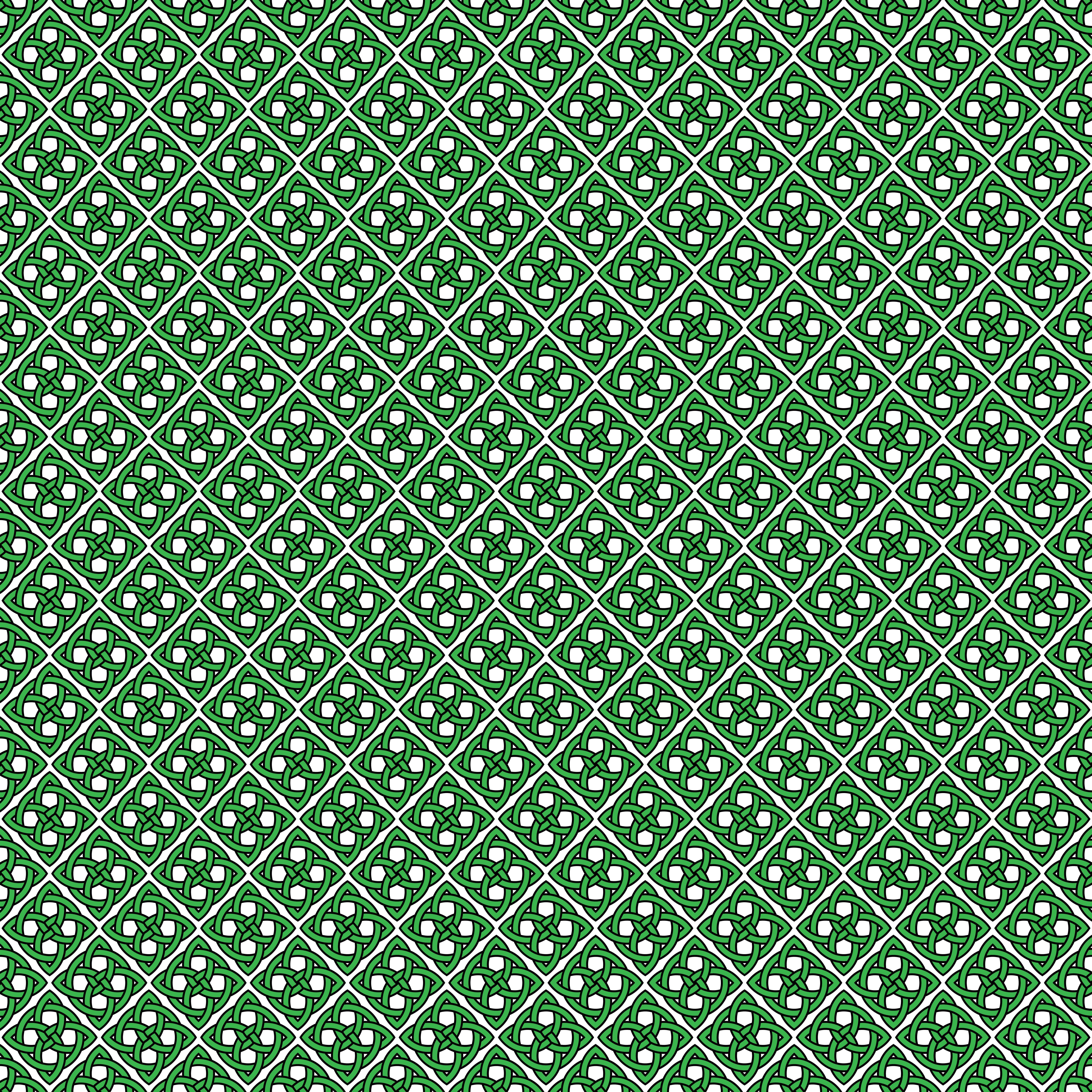 Seamless Celtic Knot Pattern Download Free Vectors Clipart Graphics Vector Art