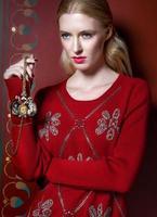 luxury girl photo