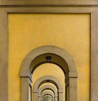 Arches in Florence photo
