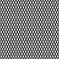 Black chain link lattice seamless pattern vector