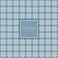Simple seamless tile pattern vector
