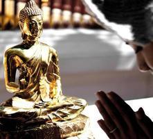 Praying Lady photo