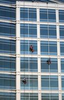 Three window washers