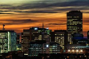 Adelaide at night photo