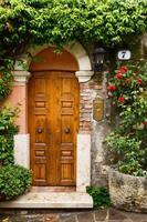 puerta foto