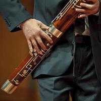 bassoonist