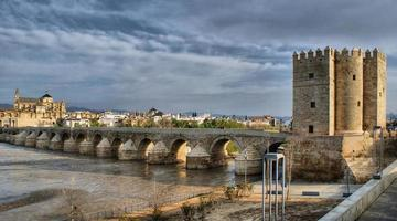 Roman bridge of Cordoba photo