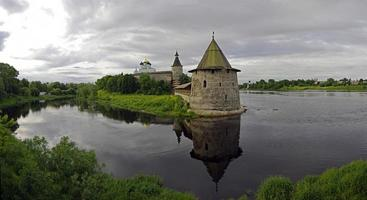 The Pskov Kremlin. Russia. photo