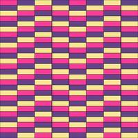 Colorful shapes tile background