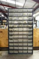 Draw Storage Compartment