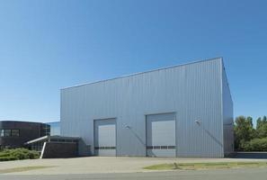 large warehouse photo