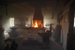 Blacksmith's Workplace (forge)