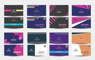 Business Cards Set